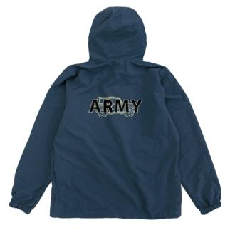 U.S.ARMYなジムニー Anorak