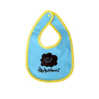AFROMANCE - LOGO Baby bibs