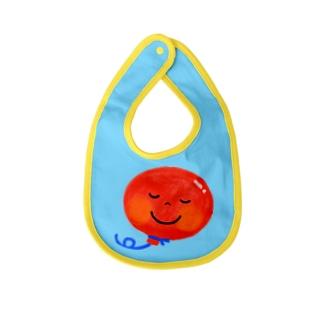 赤い風船ちゃん Baby bibs