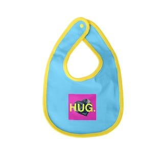 HUG.② Baby bibs