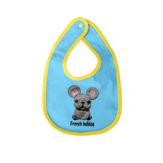 Buhi mouse Baby bibs