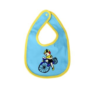 ウクちゃんと自転車 ベイビービブ