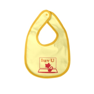 k-IT_NT-luvU_goods Baby bibs