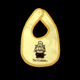 Nyankeeのニット帽なあいつ   (Ny@nkee) Baby bibs