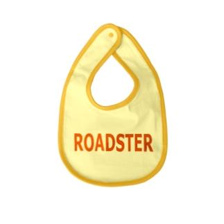 ロードスター ROADSTER 競走馬 Baby bibs