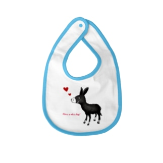 Have a nice day! Baby bibs