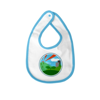 The Planet Baby bibs