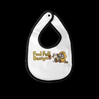 Fool Full Designのfool&dog ロゴカラー ベイビービブ