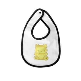 yellow bear's gumi ベイビービブ