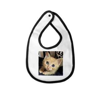 可愛い猫ちゃん💓 Baby bibs