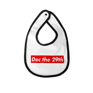 given365daysのDec the 29th(12月29日) Baby Bib