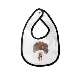 Balloon Dog Baby bibs