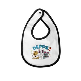 DEPPA Baby bibs