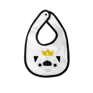 王様パグ(名入れ可能) ベイビービブ