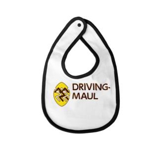 DRIVING-MAUL Baby bibs