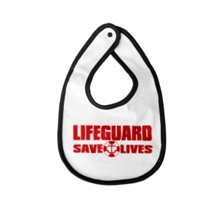 LIFEGUARD Baby bibs