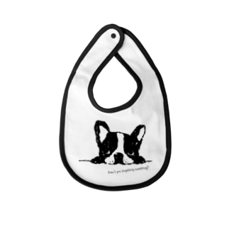French Bulldog01 UP Baby bibs