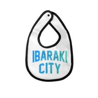 茨木市 IBARAKI CITY Baby Bib