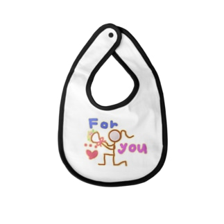 For you Baby bibs