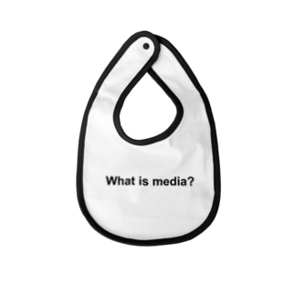 What is media? Baby bibs