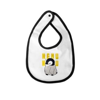 ねむねむペンギン Baby bibs