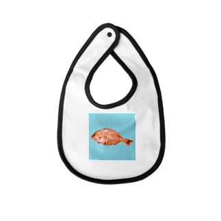 Something_is_Wrongのあの海へ帰りたい by Wanna&Co. Baby bibs