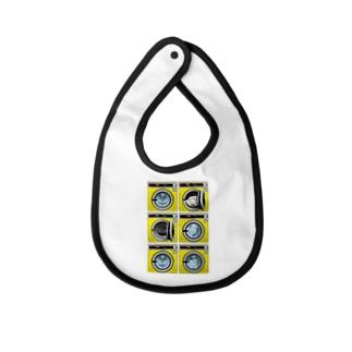 コインランドリー Coin laundry【2×3】 ベイビービブ