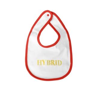 HYBRID系 Baby bibs