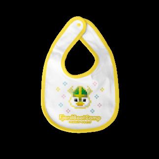 FjordBootCampの春気分♪パステルピヨルド Baby bibs