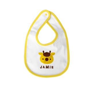 ジェイミー Baby bibs