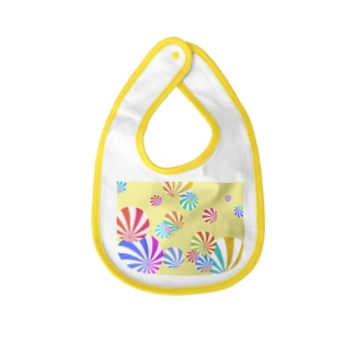 colorful candy 🍬 Baby bibs