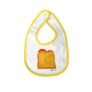 3pondSのトースト ベイビービブ