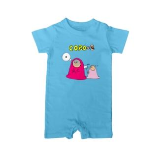 COROCORO - コロコロ Baby rompers