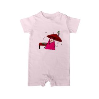 サクラ - cherry blossom Baby rompers