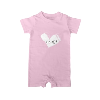 LOVE? Baby rompers