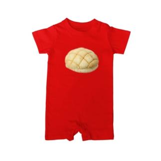 メロンパン Baby Rompers