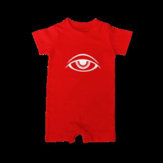 瞳と魔法 ベイビーロンパース