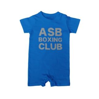 ASB BOXING CLUBのオリジナルアイテム! ベイビーロンパース