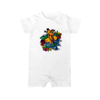TWISTER Baby rompers