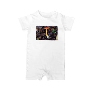 ジコボウ_ハナイグチ_20181015_0121 Baby rompers