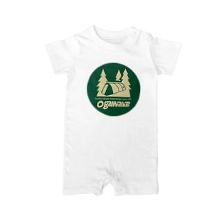 OGAWAKE Baby rompers