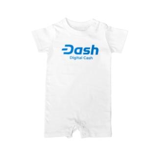 Dash(ダッシュ) Baby rompers