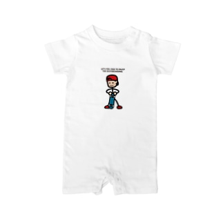 """String skater """"Stand2"""" Baby rompers"""