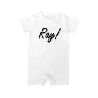 ray ベイビーロンパース