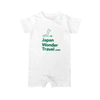 Japan Wonder Travel ベイビーロンパース