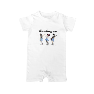 Asobuyer Baby rompers