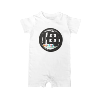 mother daisuki Baby rompers