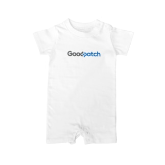 Goodpatchグッズ ベイビーロンパース