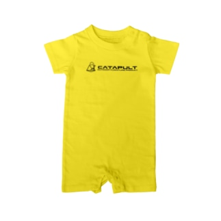 CATAPULT FACTORY Baby rompers