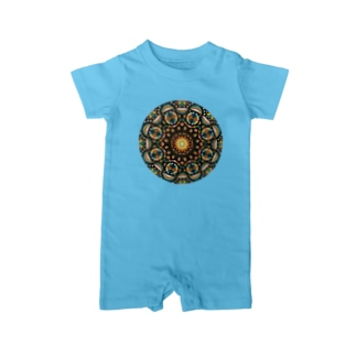 Moon bow Baby rompers